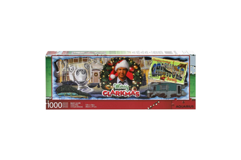 National Lampoons Christmas Vacation Slim 1000 Piece Jigsaw Puzzle