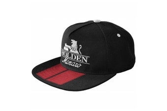 Holden Monaro Flat Peak Snap Back Cap
