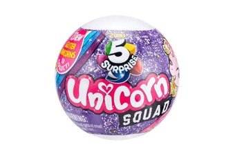 5 Surprise Unicorn Squad Series 2 Assortment