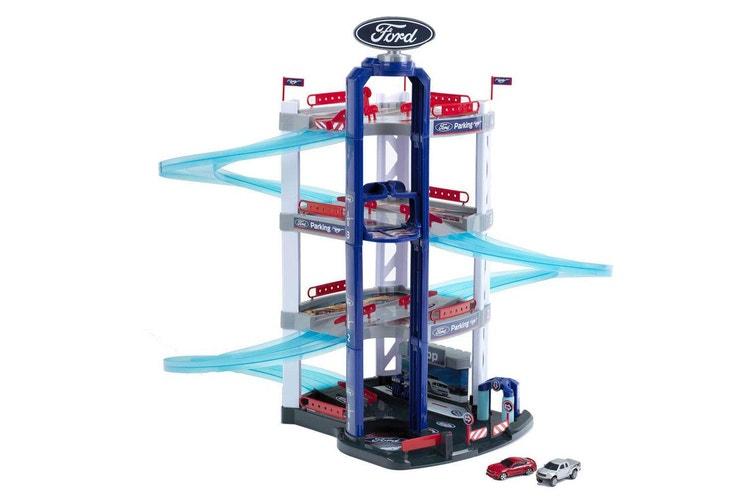 Ford Parking Garage 4 Levels Play Set