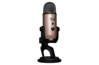 Blue Yeti Aztec Copper Professional USB Microphone