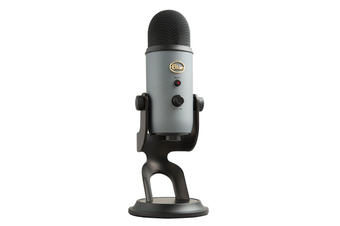 Blue Yeti Slate Grey Professional USB Microphone