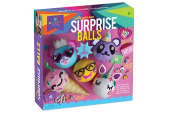 Ann Williams Craft Tastic Surprise Balls Craft Set