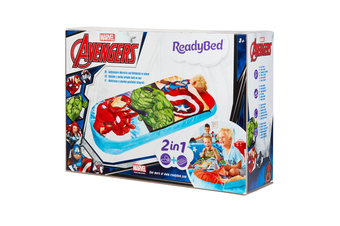 ReadyBed Marvel Avengers Inflatable Mattress & Blanket