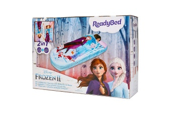 ReadyBed Disney Frozen II Junior Inflatable Mattress and Duvet