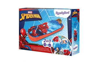 ReadyBed Spider-Man Inflatable Matress & Sheet