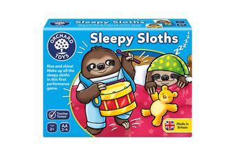 Orchard Toys Sleepy Sloths Educational Game