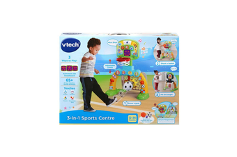 VTech 3-in-1 Sports Centre Playset