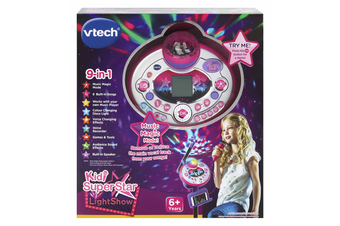 VTech Kidi Super Star Light Show Playset