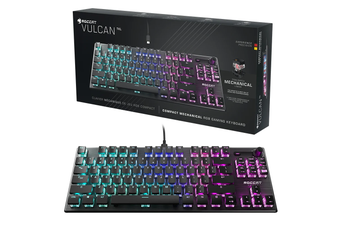 PRE-ORDER: ROCCAT Vulcan TKL Compact Mechanical RGB Gaming Keyboard