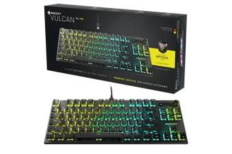 PRE-ORDER: ROCCAT Vulcan TKL Pro Compact Optical RGB Gaming Keyboard