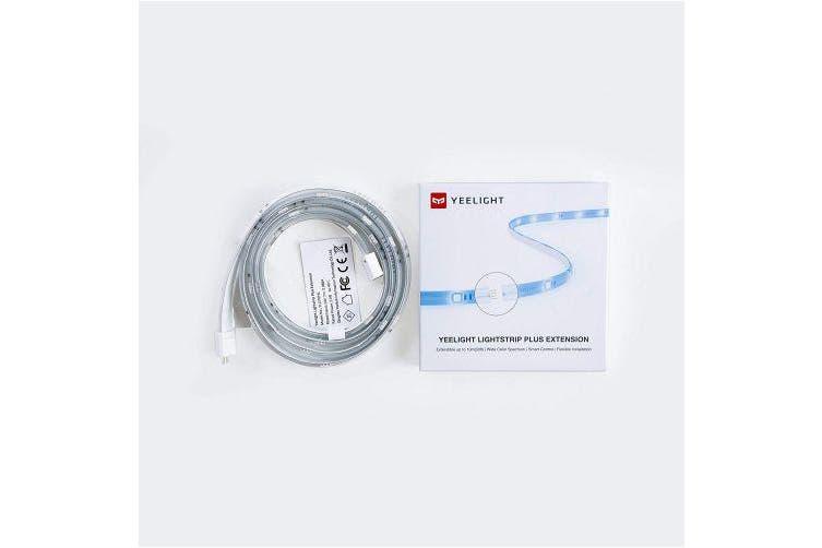 YEELIGHT Smart Wifi LED Light Strip, RGB Wireless Strip Light Kit 1M Extension (PlusExtension)