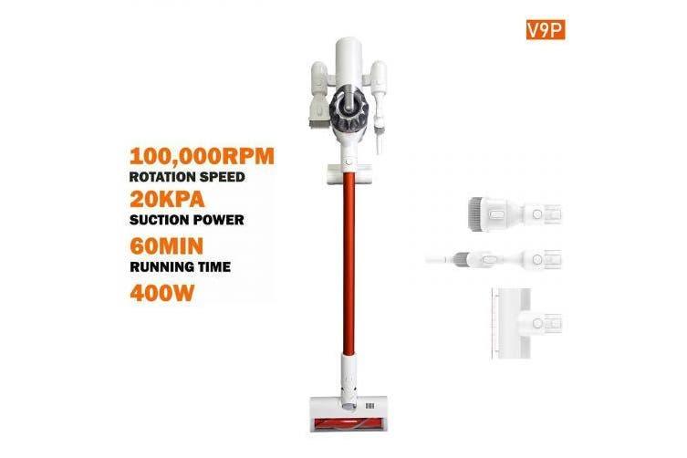 Xiaomi Dreame cordless Handheld V9P Vacuum Cleaner 20,000Pa Youm AU Version