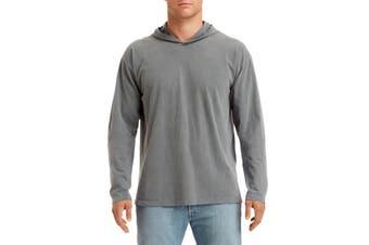 Comfort Colors Adult Long Sleeve Hooded T-Shirt