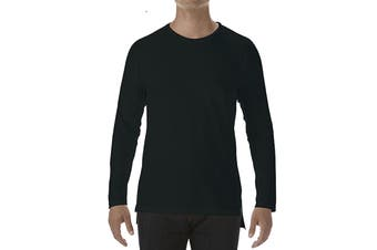 Anvil Adult Lightweight Long & Lean Long Sleeve Raglan T-Shirt