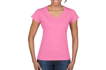 Gildan Softstyle Ladies' V-Neck T-Shirt