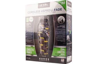 Andis US Pro Li Cordless Fade Clipper - Fade Nation Limited Edition