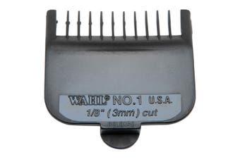 "Wahl #1 Plastic Tab Attachment Comb 1/8"""