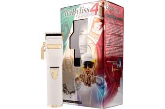Babyliss Pro White FX Lithium Clipper - White