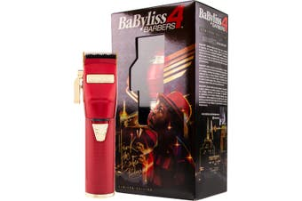 Babyliss Pro Red FX Lithium Clipper - Red