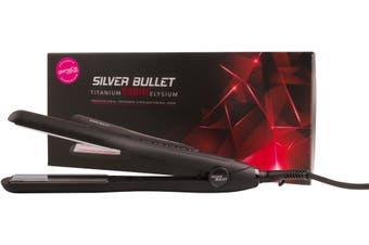 Silver Bullet Titanium 230 Elysium Infrared Heat Straightener Wide
