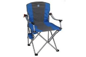 Mannagum Scarborough Chair - quad folding chair with a 120kg weight rating