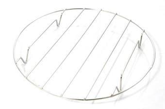Stainless Steel Trivet Round - 25cm Diameter
