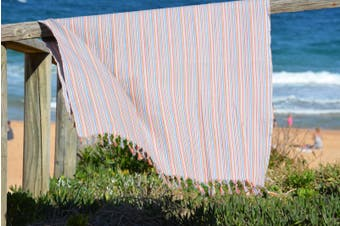Compact Lifestyle Beach Party Turkish Towel – Miami