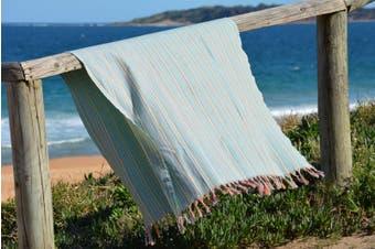 Compact Lifestyle Beach Party Turkish Towel – Aruba