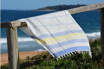 Compact Lifestyle Sea Dream Turkish Towel – Seashore