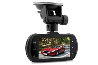 Dome D201-1 2.7 inches LCD Ambarella A12 Super HD 1440P H.264 170 Degree View Angle Night Vision Car DVR