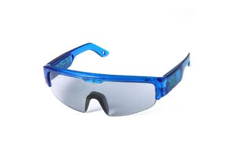 5 Light Cool DJ Style Flashing LED Glasses for Christmas Party Decorations(Blue)