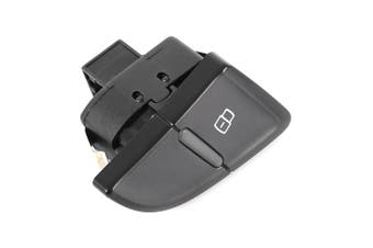 Lock Control Button Rear Left Central Locking Car Door Switch for Audi B8