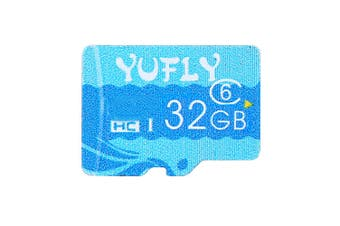 YUFLY High Performance Class 6 TF Memory Card Class 6 Micro SD Storage Device