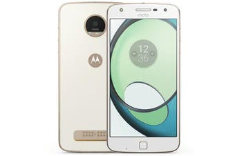 Lenovo Moto Z Play 5.5 inch Android 6.0 4G Phablet Snapdragon 625 Octa Core 2.0GHz 3GB RAM 64GB ROM Fingerprint Scanner Dual WiFi A-GPS 16.0MP Rear Camera