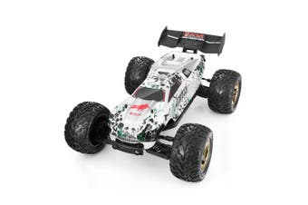 VKAR RACING BISON V2 Brushless RC Truck- RTR(WITH HOBBYWING MXA10 RTR 120A ESC)