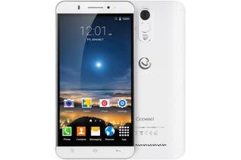 Gooweel M3 Android 5.1 6.0 inch 2.5D Arc Screen 3G Phablet MTK6580 Quad Core 1.3GHz 1GB RAM 8GB ROM Bluetooth 4.0 GPS WiFi