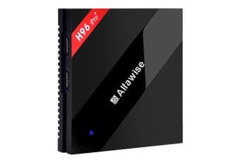 lfawise H96 Pro+ TV Box Amlogic S912 Octa Core CPU Android 7.1 OS BT 4.1 2.4GHz + 5.0GHz WiFi Mini PC