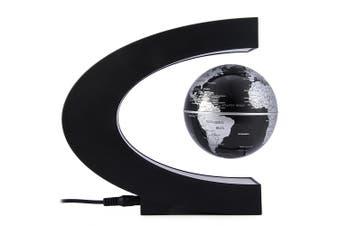 Novelty C Shape Magnetic Levitation Floating Globe Toy Gift