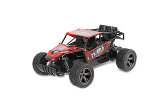 Jule 2.4GHz 1:20 RC Car RTR 20km/h / Shock Absorber / Impact-resistant PVC Shell-Red