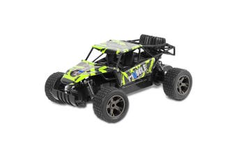 Jule 2.4GHz 1:20 RC Car RTR 20km/h / Shock Absorber / Impact-resistant PVC Shell-Green