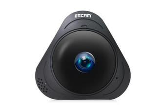 ESCAM Q8 360 Degree Panoramic WiFi IP Camera 960P Fisheye Lens
