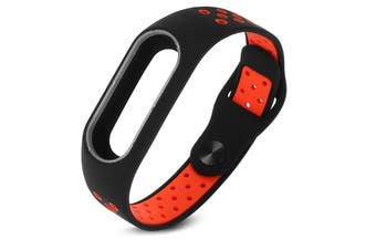 Wristband for Xiaomi Mi Band 2 Ventilation Color Mix