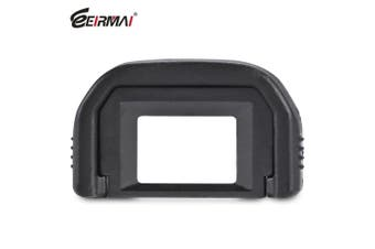 EIRMAI Professional EF Replacement Rubber Eyecup Eye Cup for Canon 650D / 600D / 550D / 500D / 450D / 1100D / 1000D / 400D SLR Camera-Black