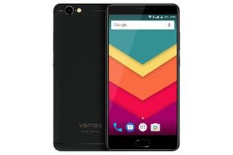 Vernee Thor Plus 4G Phablet 5.5 inch Android 7.0 MTK6753 Octa Core 1.3GHz 3GB RAM 32GB ROM Fingerprint Scanner 6200mAh Battery Full Metal Body Front Touch Sensor 13.0MP Rear Camera