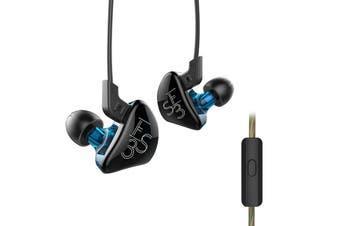 KZ KZ - ES3 In-ear Detachable HiFi Music Earphones with Hybrid Driver Units