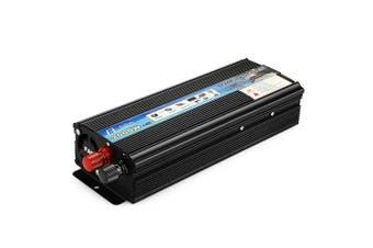 Rectangle 2000W Power Inverter DC 12V AC 220V Car Converter