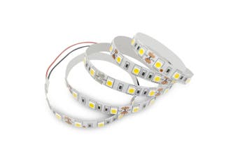ZDM 1M DC 12V 15W 60 x 5050 SMD Light LED Strip(Cool White Light)