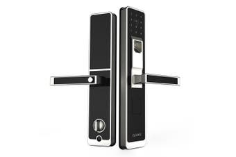 Aqara Smart Door Touch Lock for Home Security -open on the right-Silver and Black