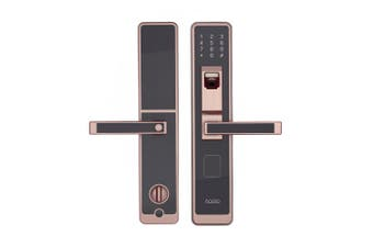 Aqara Smart Door Touch Lock for Home Security -open on the right